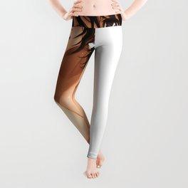 Super Hot Cute Hentai Girl With Massive Tits Ultra HD Leggings
