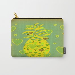 Deluxe Pineapple Carry-All Pouch