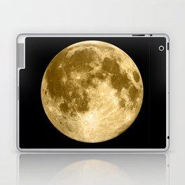 Golden Moonage Laptop & iPad Skin
