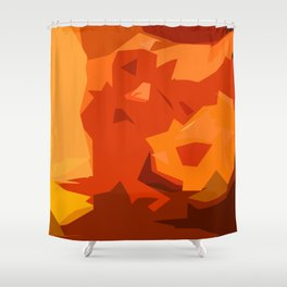 Done Deal Shower Curtain