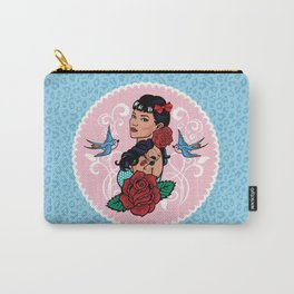 Sweet Rockabella Carry-All Pouch