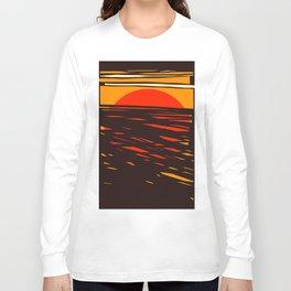 Sol del Desierto Long Sleeve T-shirt