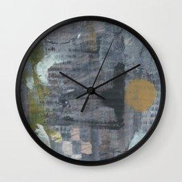 2017 Composition No. 41 Wall Clock