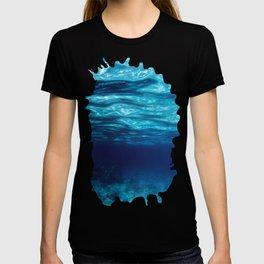 Blue Underwater T-shirt