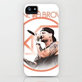 kane brown tour world 2018 iPhone Case