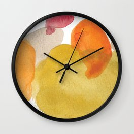 Autumn is coming Wall Clock