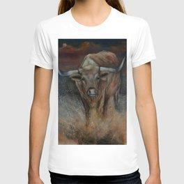 The Texas Longhorn Bull T-shirt