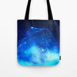 Jelly Nebula Tote Bag