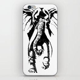 Big elephant iPhone Skin