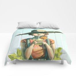 Sunhat Comforters