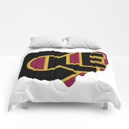 CLE, Ohio Comforters