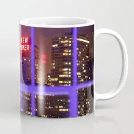 new yorker neon  Coffee Mug