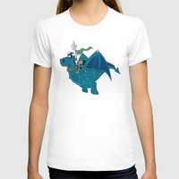 watch T-shirts featuring Night watch by mangulica illustrations