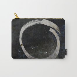 Enso #5 - Ghost Carry-All Pouch