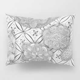 Balancing Act Pillow Sham