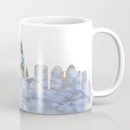 Cincinnati Ohio Skyline Coffee Mug