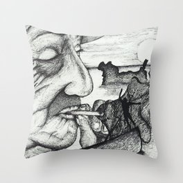 El Salvador Throw Pillow