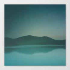 Lakeside Drive Canvas Print