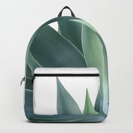 Agave blanco Backpack