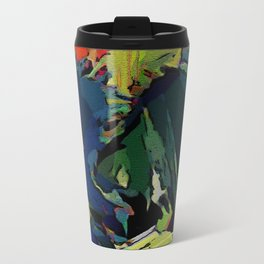 Garden Colors Travel Mug