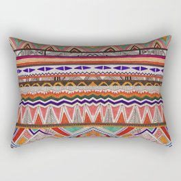TRIBAL NOMAD Rectangular Pillow