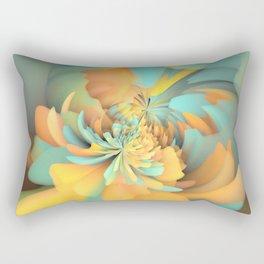 East of Ginger Rectangular Pillow