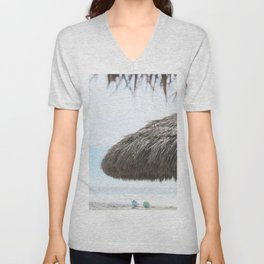 Seaside Paradise Unisex V-Neck