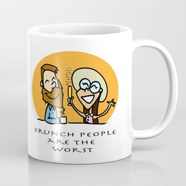 BRUNCH PEOPLE Coffee Mug
