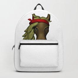 Horse Lover design Horseback Riding Vintage design Backpack