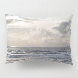 Silver Scene Pillow Sham