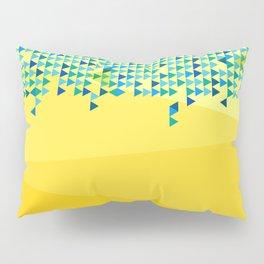 Triangled 06. 'Sunshine' Pillow Sham