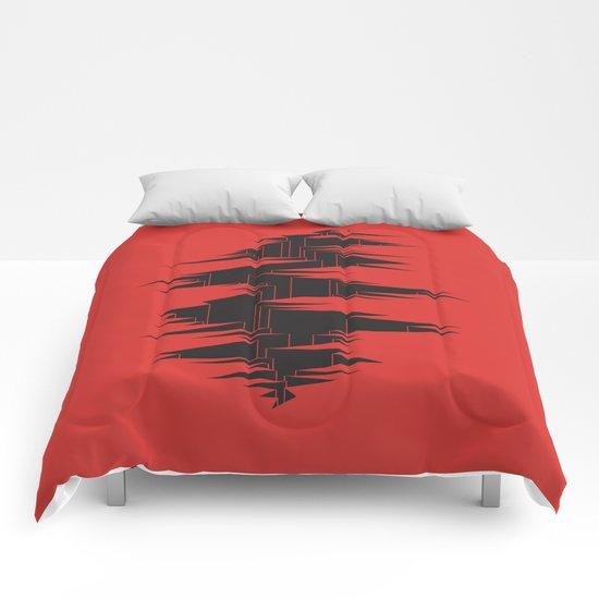 DIE FRAKTUR Comforters