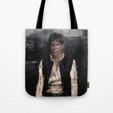 Han Solo Tote Bag