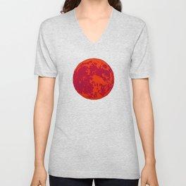 Blood Moon 2 Unisex V-Neck