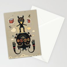 Monstertrap Stationery Cards