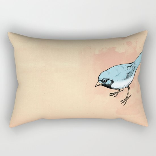 Sing terribly Rectangular Pillow
