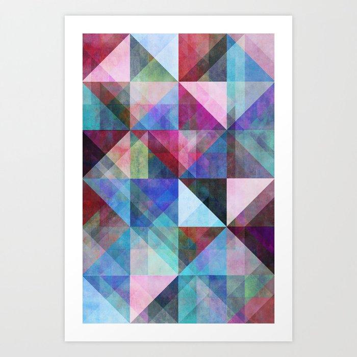 Graphic 83 X Art Print