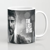 the last of us Mugs featuring The Last of Us by Tatiana Anor