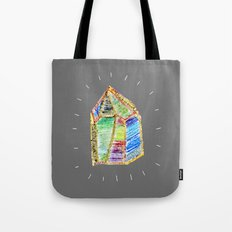 mystery of childhood. Tote Bag