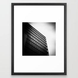 Zero Complex Framed Art Print