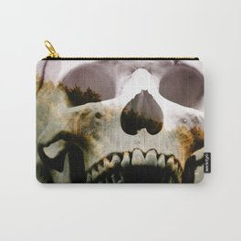 Horror in the woods Carry-All Pouch