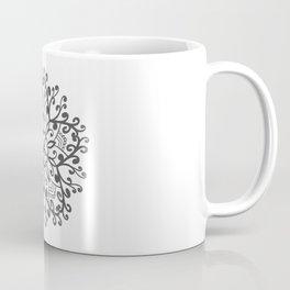 A Beautiful Star with a Pattern style Fashion Modern Design Print! Coffee Mug