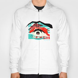 I Can See Forever: Cover Hoody