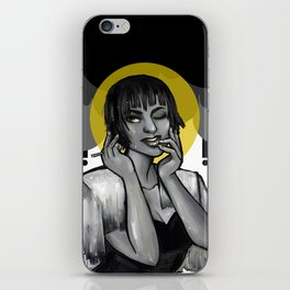 Saint of Soggy Cigarettes  iPhone Skin
