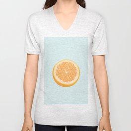 Oranges Unisex V-Neck