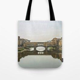 Florence - Ponte Vecchio Tote Bag