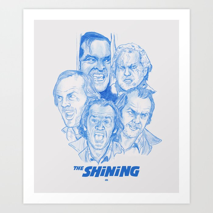The Shining | Kubrick Edition Art Print