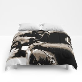 RUSTED 2 Comforters
