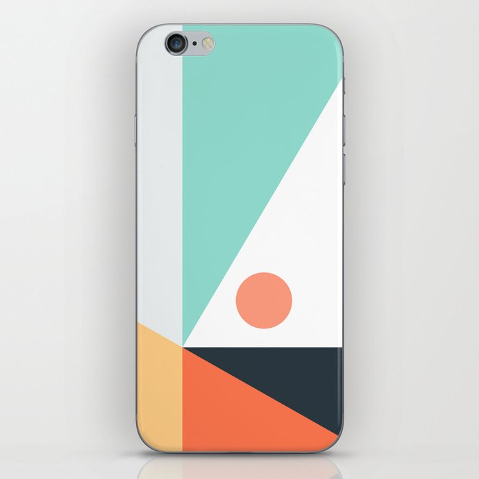 Geometric 1712 iPhone Skin