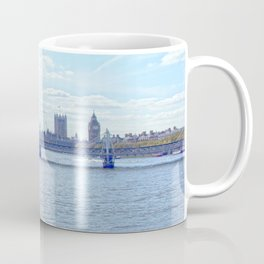 A view of the Thames Coffee Mug